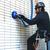 【外壁タイル・壁面】飛散防止&同時吸引の高圧洗浄