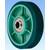 中荷重用車輪(車輪本体:樹脂製)