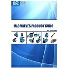 『MAC 超高速エア電磁弁 総合カタログ』※無料プレゼント 製品画像