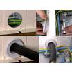 【取付簡単】高い防塵性能のグロメット『シングルゲート』 製品画像