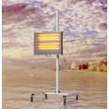 近赤外線塗装乾燥機 プロモ スライダープラス SIR-2220+ 製品画像