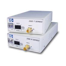 デジタル光ファイバ片方向ベースバンドビデオ/オーディオ伝送装置 製品画像