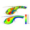 効率的な空力騒音シミュレーションのためのSNGR法の評価 製品画像