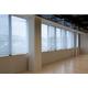 【役所採用事例】3.1m×3.2m の大型手動ロールスクリーン 製品画像
