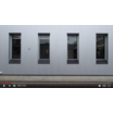 動画で紹介!完全遮光のロールスクリーン(昼間・屋外) 製品画像