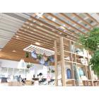 天然木で高級感のある内装を演出『不燃突板内装システム』 製品画像