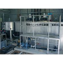 排水処理施設の設計・施工 製品画像