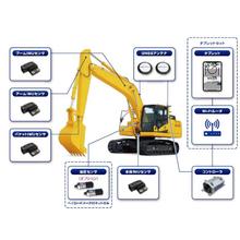 お手持ちの建機にキットを後付けし、ICT建機にしませんか? 製品画像