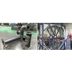 長尺型鋼材の切断や高精度加工など製缶加工や薄板溶接構造物を製作 製品画像