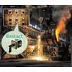 【採用事例】製銑工場の操作盤内の耐環境性に優れた操作スイッチ 製品画像