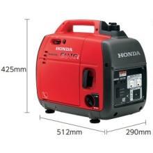 防音型インバータ発電機『EU16i』 製品画像