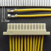 基板対電線用コネクタ最小クラス!JST SUHシリーズ 製品画像
