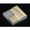 【新技術】段付きセラミックス基板への薄膜集積回路形成 製品画像