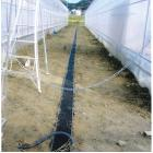 【農業分野:ビニールハウス】再生プラスチック製U字溝 『U字路』 製品画像