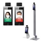 顔認証入退室管理&非接触検温機「発熱測定AI顔認証端末LITE」 製品画像