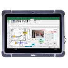 点検エース for Excel + ZEROSHOCKタブレット 製品画像
