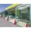 資材倉庫出入口 防鳥ネットカーテン施工事例 製品画像
