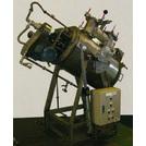 多機能伝熱乾燥機 「フリーアングルドライヤ」