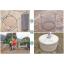 新製品!埋設型枠 円柱形コンクリートの埋設型枠 ぱっとモールド 製品画像