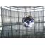 【特殊ロールスクリーン採用事例】日本科学未来館(W2m×H9m) 製品画像