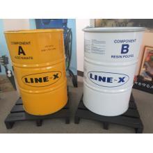 海外でも認められている防護コーティング剤「LINE-X」 製品画像