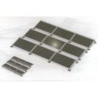 太陽光電池アレイ用架台『バラスト式架台II』 製品画像