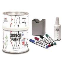 塗るだけで壁がホワイトボードに!『SKETCH PAINT』 製品画像