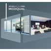 医療・医薬向けクリーンルーム用内装材『MEDIQUAL』 製品画像