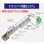 コンベア全長の落鉱・発塵・飛散を防止!『コンベア制塵化システム』 製品画像