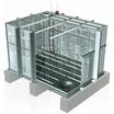 受水槽・高置槽『ヒシタンク(R)ステンレスパネル型』 製品画像