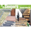安心・安全で安定した品質の枕木【防腐処理・塗装済み】 製品画像