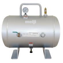アルミ製空気タンク 製品画像