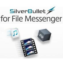 SilverBullet for File Messenger 製品画像