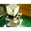 FA・工場の自動化事例:ウェハーキャリア取出治具 製品画像