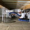 床上・床下の水害復旧洗浄ができる!【温水高圧 吸引一体型洗浄機】 製品画像