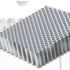 工業製品用アルミハニカムコア【理想的な力学的構造のアルミ材料】 製品画像