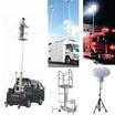 サンマックス(株)の「理念に基づく創作製品」水圧昇降製品、投光器 製品画像