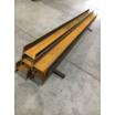 【SM400A加工品】鋼板レーザー切断+H形鋼溶接|金属加工事例 製品画像