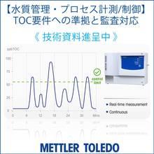 【水質管理・プロセス計測/制御】TOC要件への準拠と監査対応 製品画像