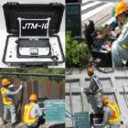 『地中埋設鋼材の腐食度判定及び長さ測定技術』のご紹介 製品画像
