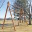 木製遊具 ターザンロープ W-805 製品画像