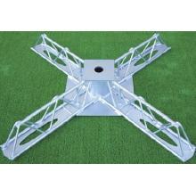 ロックボルト用受圧板『クロスブリッジ』 製品画像