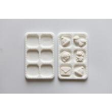 かたちシート(熱成型加工が可能なバイオマス由来100%のシート) 製品画像