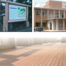 防腐処理木材『マーベルウッド』 製品画像