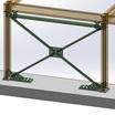 無溶接・短工期のブレース接合部工法「スマートクロノス工法」 製品画像