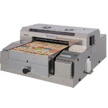 食品に直接印刷が出来る中規模店舗向高画質高速可食インクプリンター 製品画像