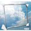 多機能遮熱ネットフレーム スマート窓クール 製品画像