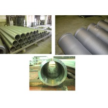 【シームレス代替】遠心力鋳鋼管・遠心力鋳鉄管 製品画像