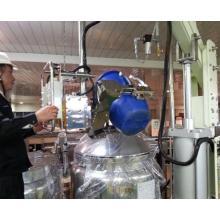 バランサー導入事例【狭所での液体投入作業を容易にするバランサー】 製品画像