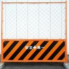 【工事現場の使用事例】通行人の安全を考慮した「ガードフェンス」 製品画像
